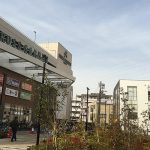 柴崎駅周辺の商業施設