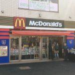 マクドナルド飛田給駅前店