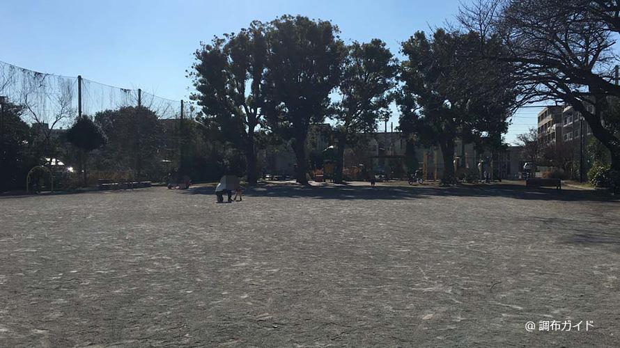 鬼太郎公園の全景その3