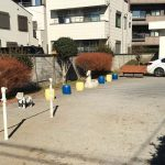 都営調布富士見町三丁目第3アパートの公園