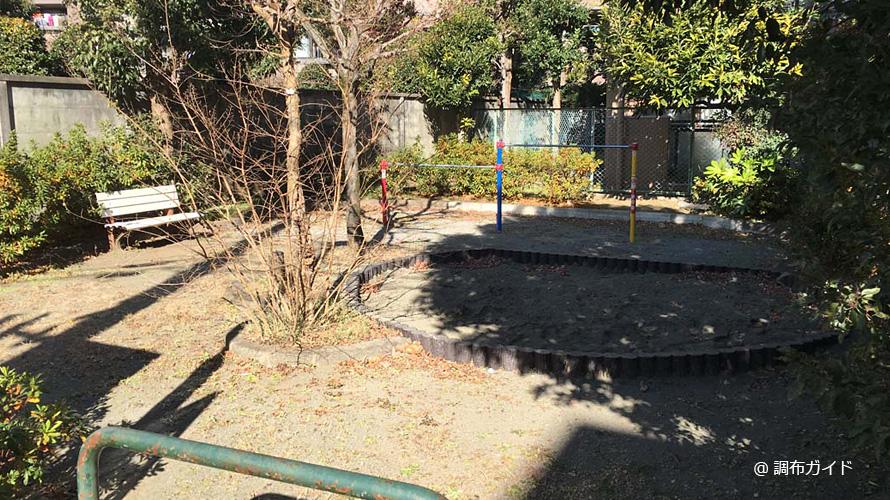 富士見町3丁目児童遊園