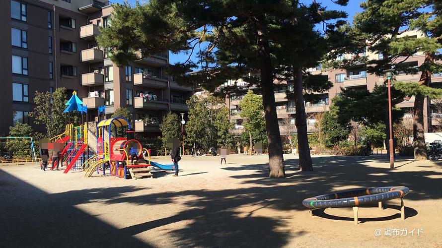 サレジオ児童遊園の全景