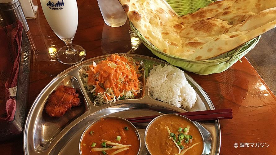 ネパール食堂DEVI